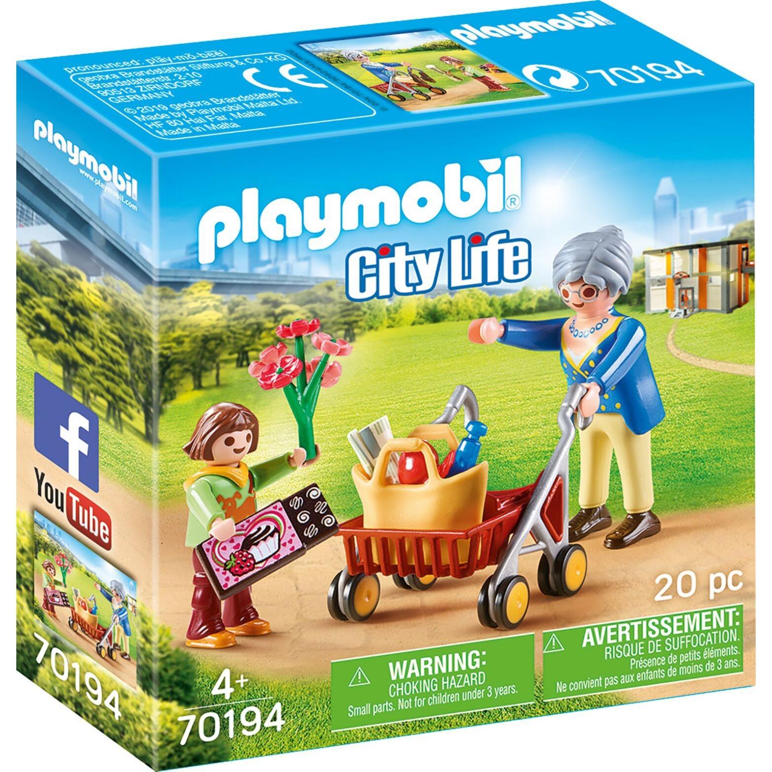 City Life 70194 set de juguetes, Juegos de construcción