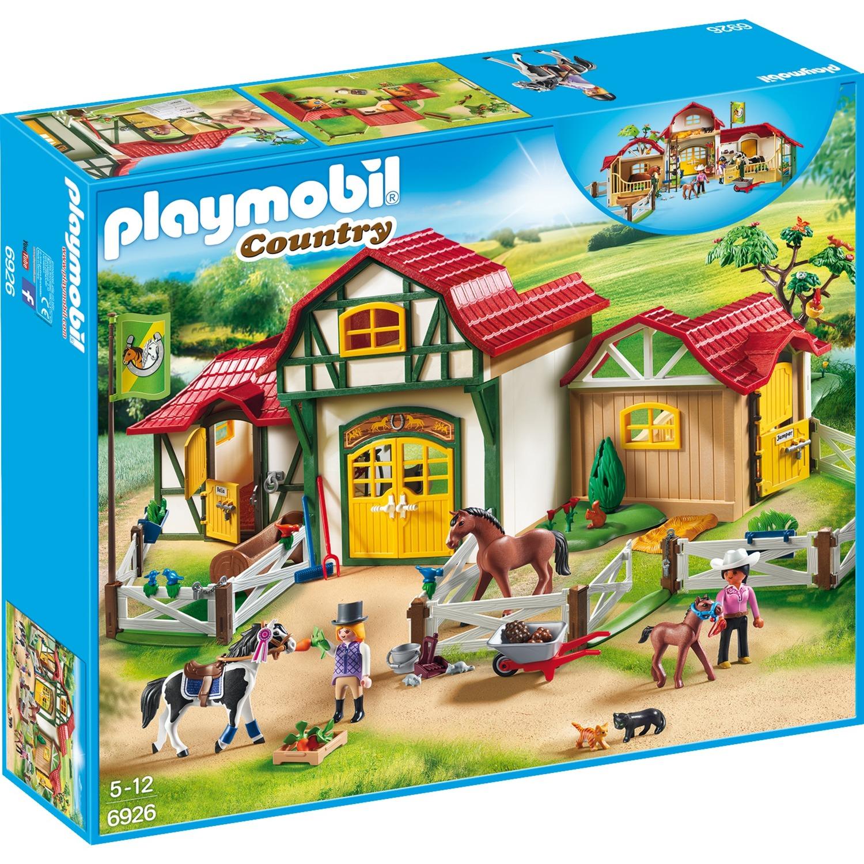 Playmobil - Granja de Caballos - 6926