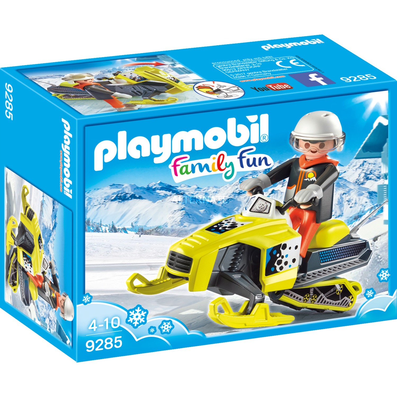 Playmobil - Moto de Nieve - 9285