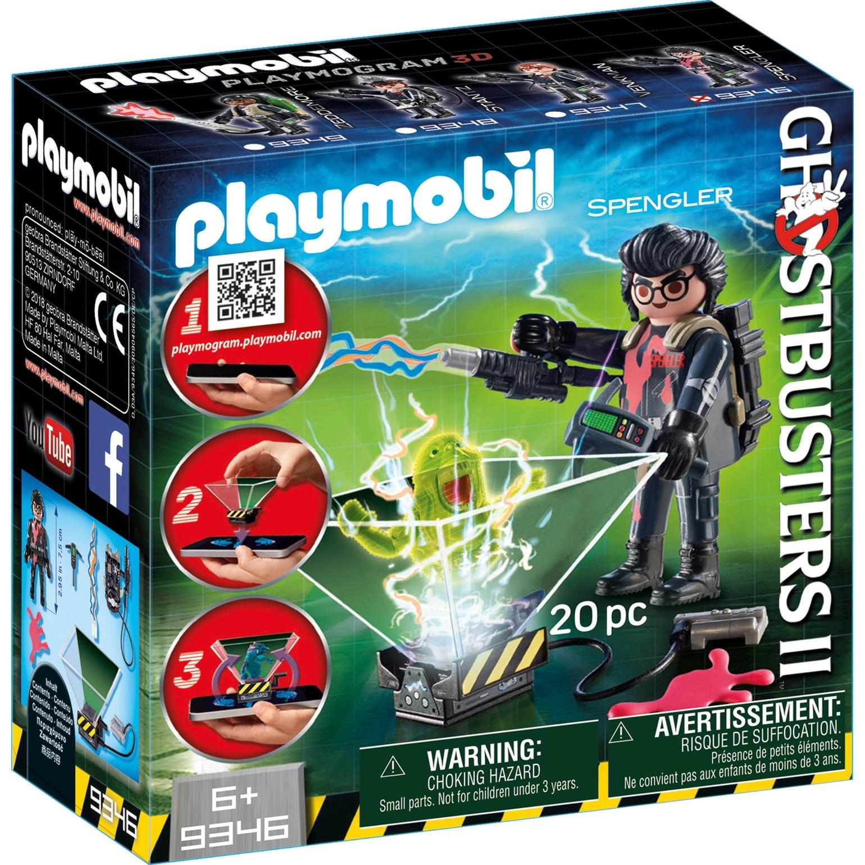 Playmobil - Cazafantasmas Egon Spengler - 9346