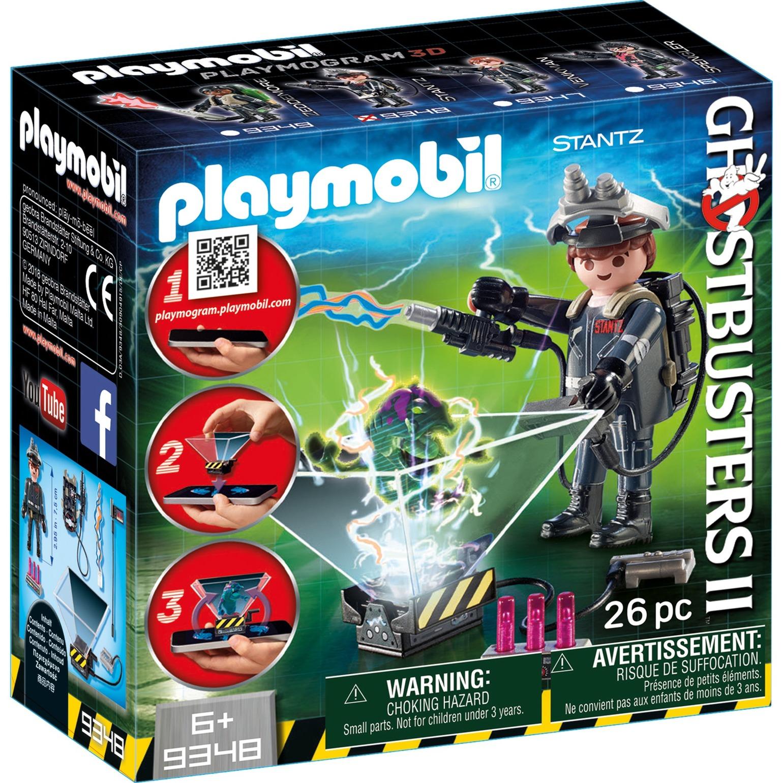 Playmobil - Cazafantasmas Raymond Stantz - 9348
