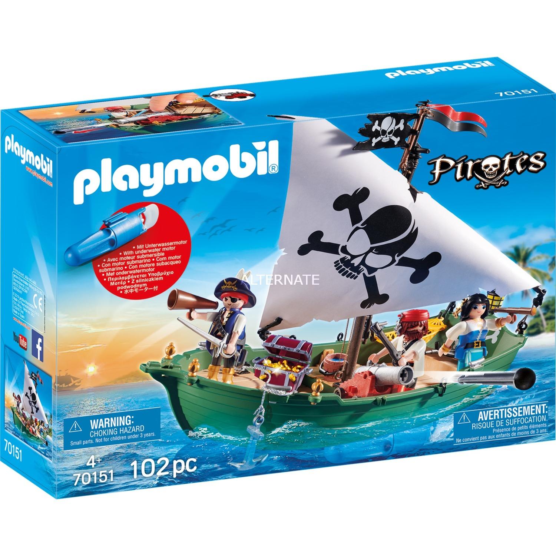 Pirates 70151 set de juguetes, Juegos de construcción