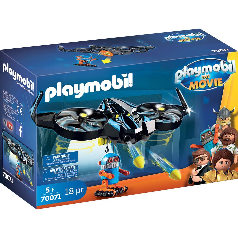 The Movie Robotitron with Drone, Juegos de construcción