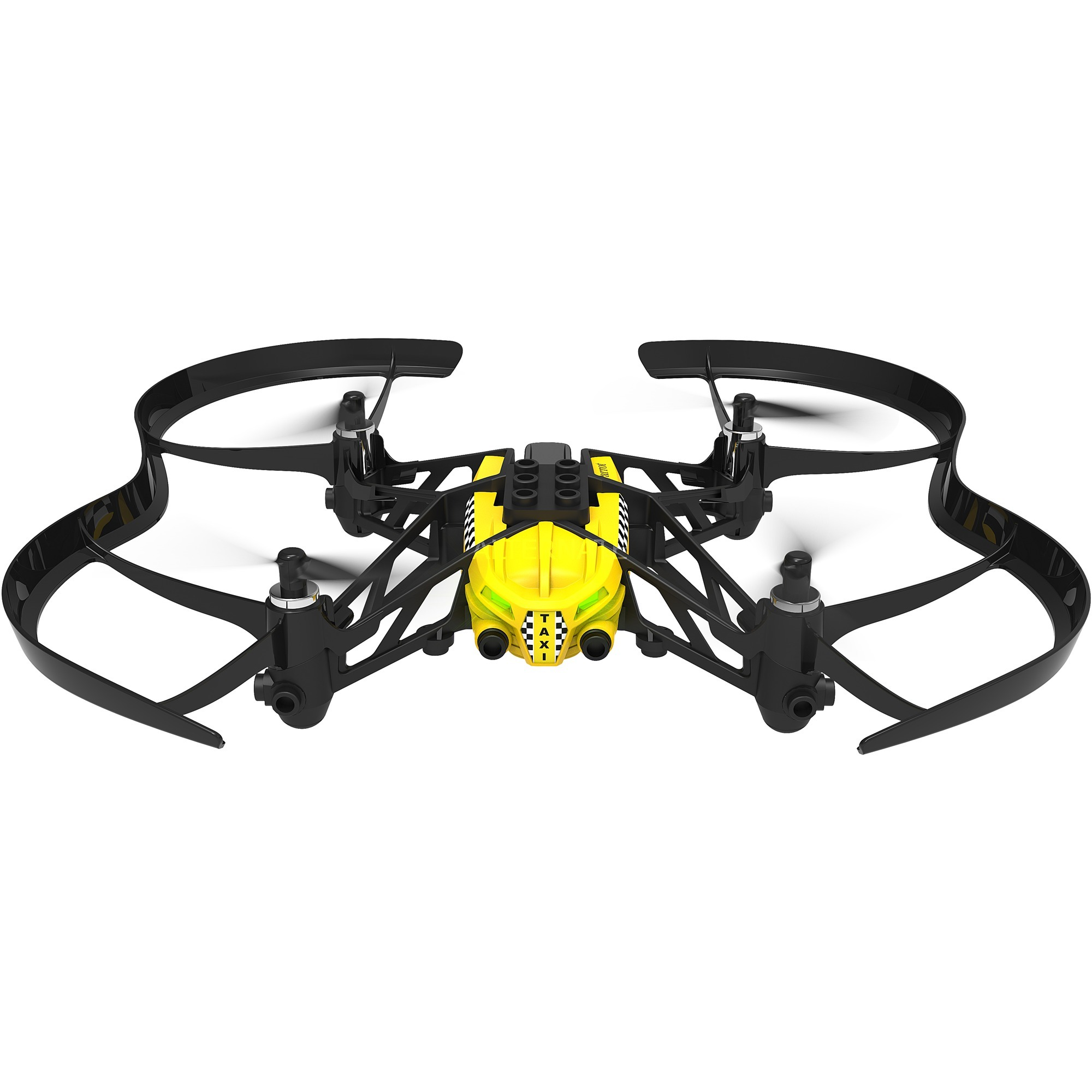 Airborne Cargo Travis 480 x 640Pixeles Negro, Amarillo dron con cámara, avión por control remoto