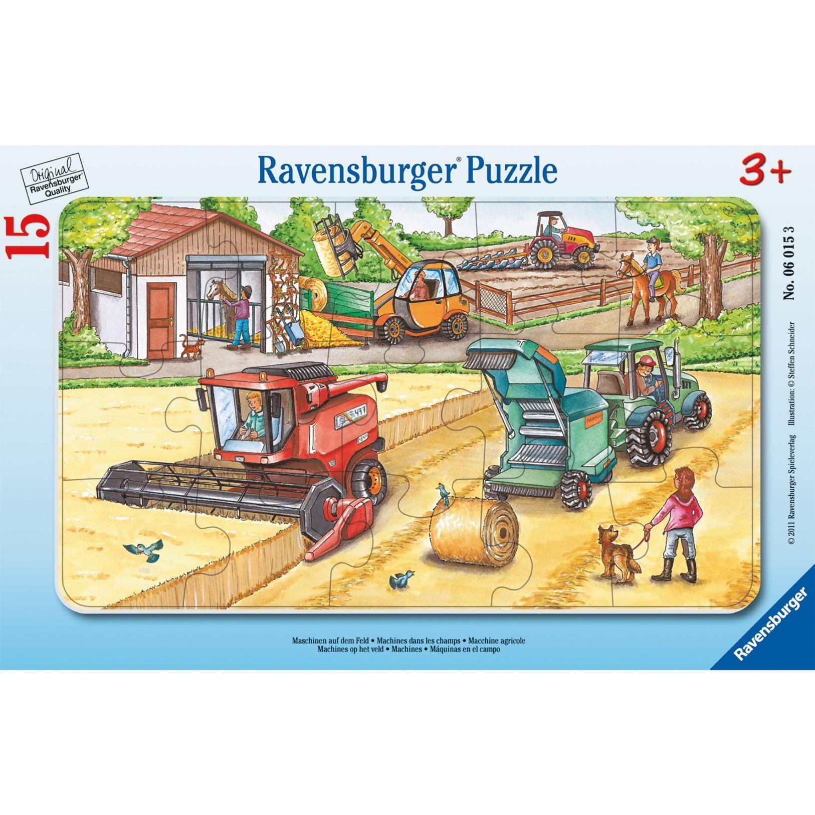 00.006.015 15pieza(s) rompecabeza, Puzzle