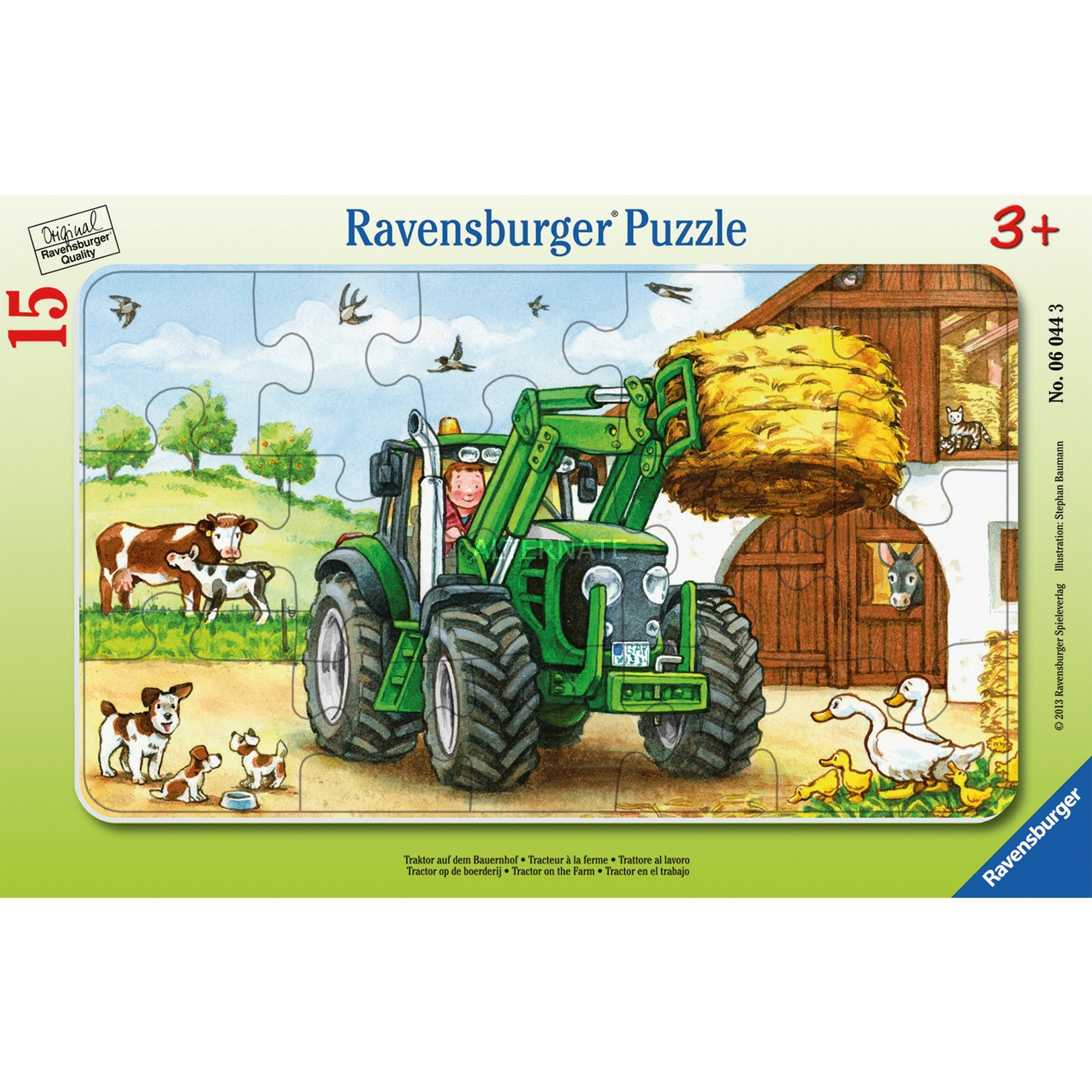 00.006.044 15pieza(s) puzzle