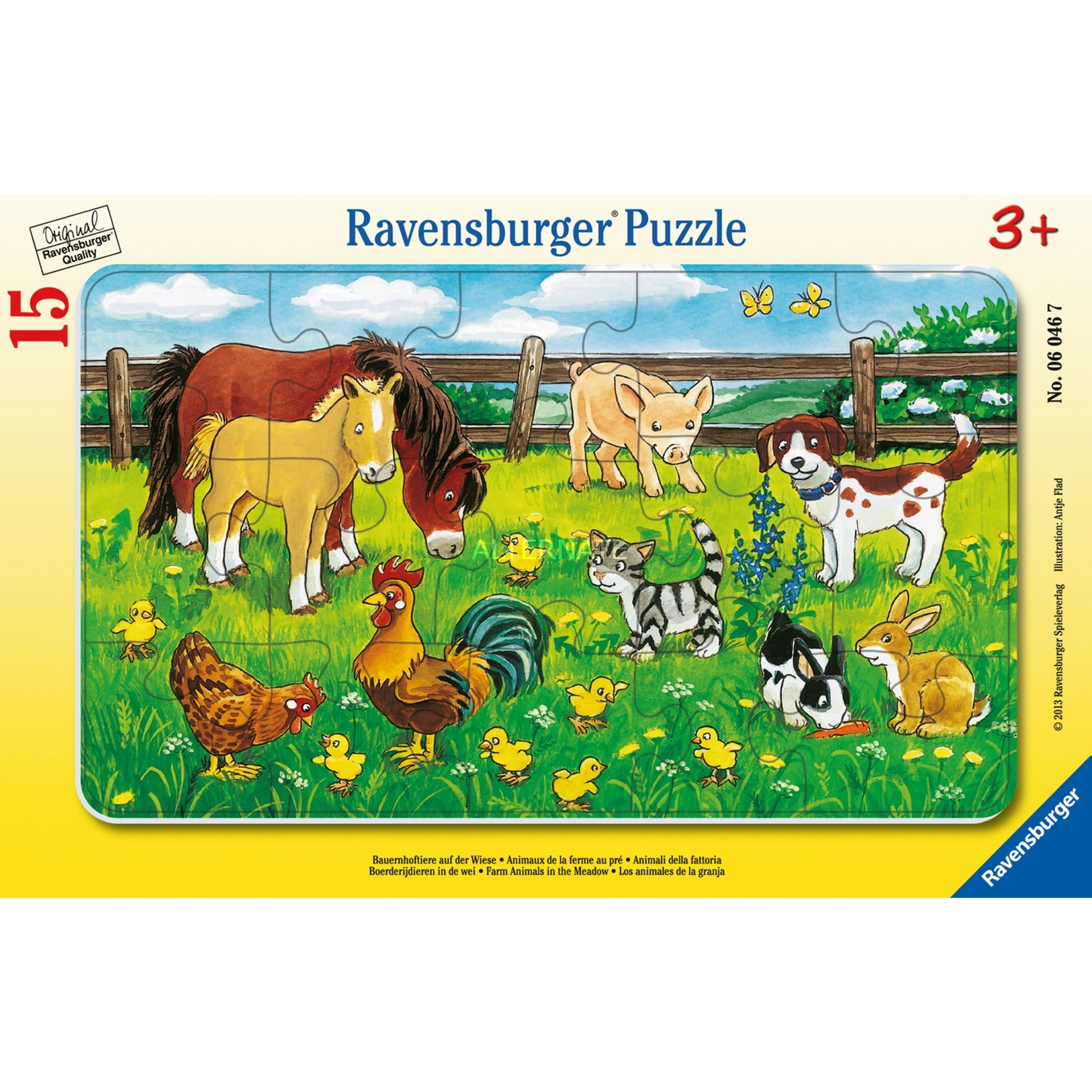 00.006.046 15pieza(s) puzzle