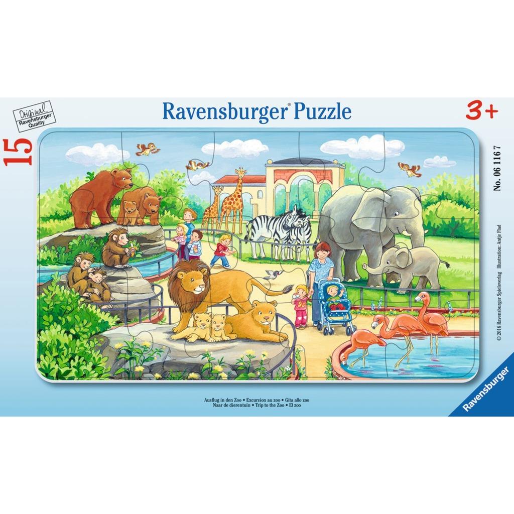 00.006.116 15pieza(s) rompecabeza, Puzzle