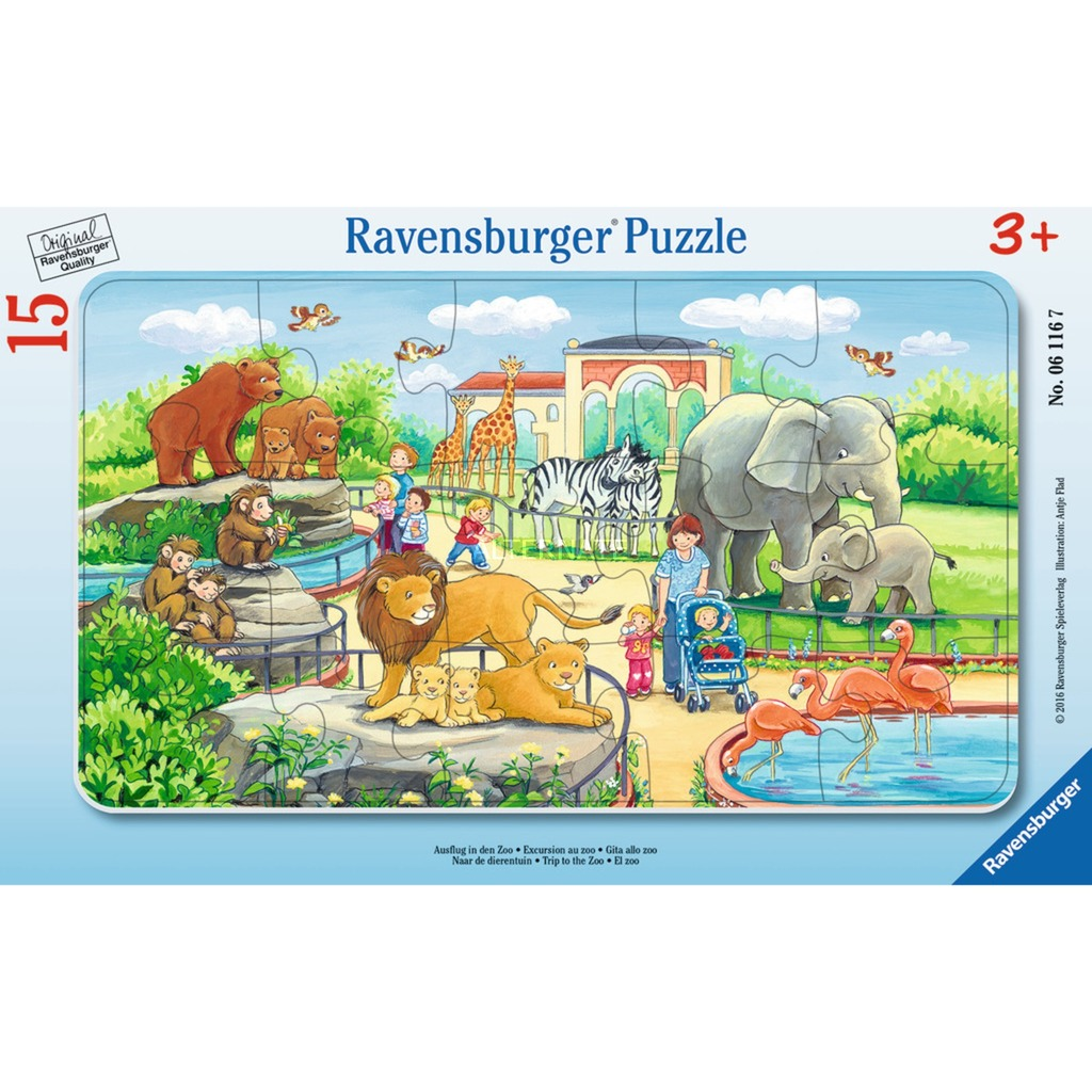 00.006.116 puzzle 15 pieza(s)