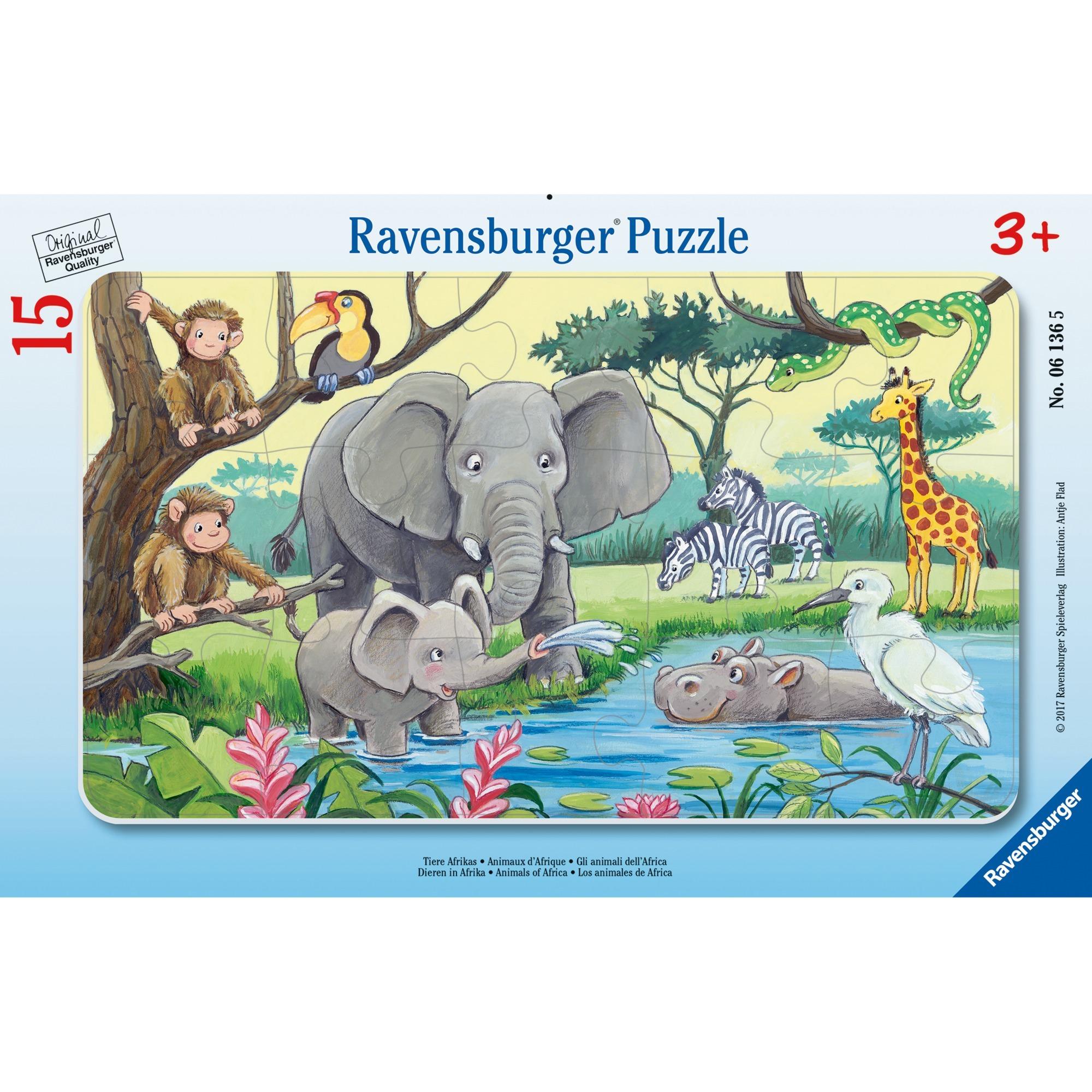 00.006.136 puzzle 15 pieza(s)