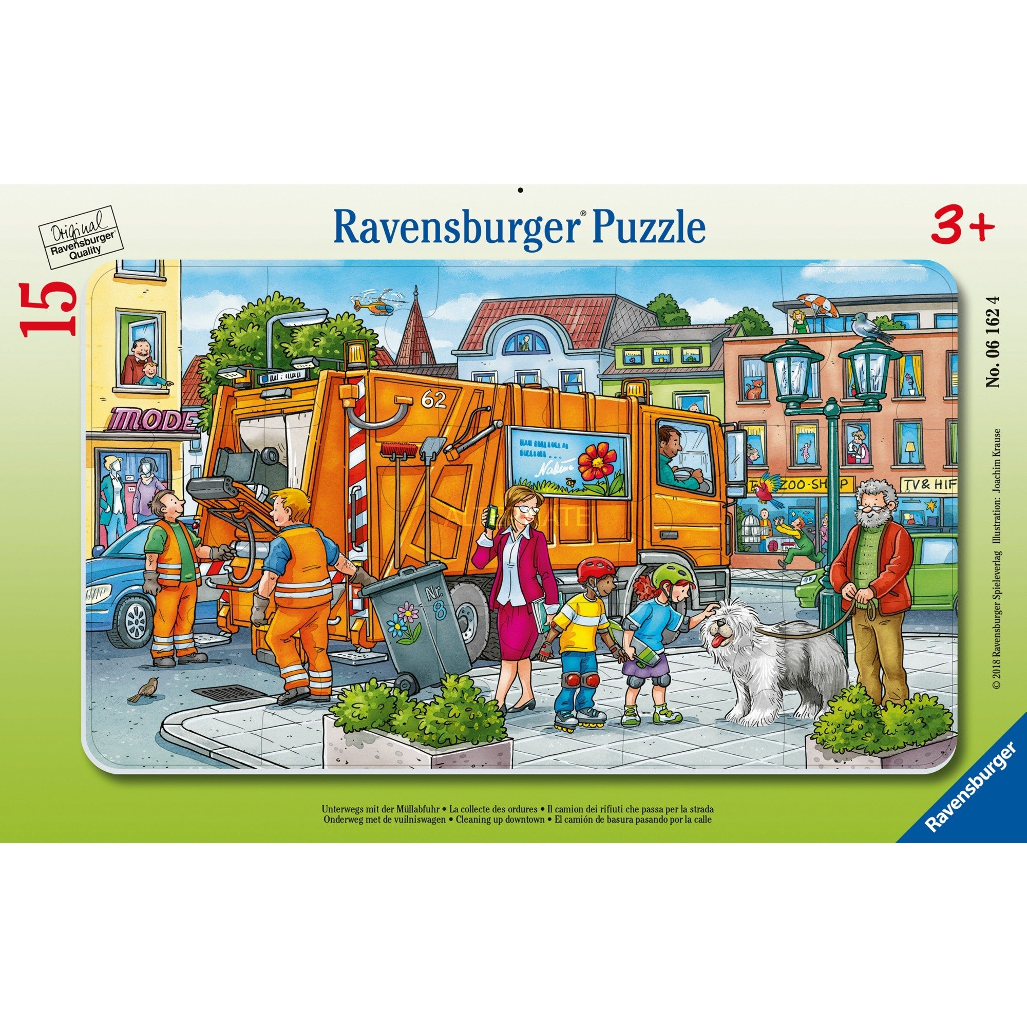 00.006.162 15pieza(s) puzzle