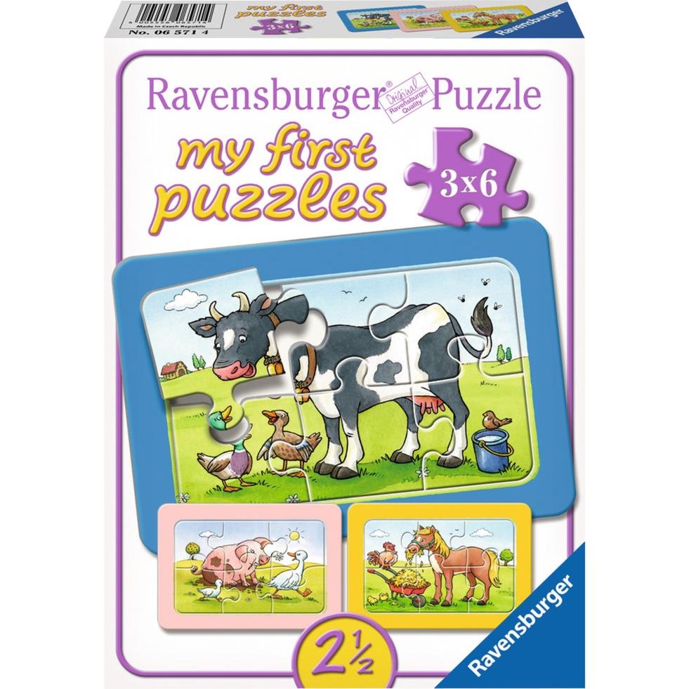 00.006.571 6pieza(s) rompecabeza, Puzzle