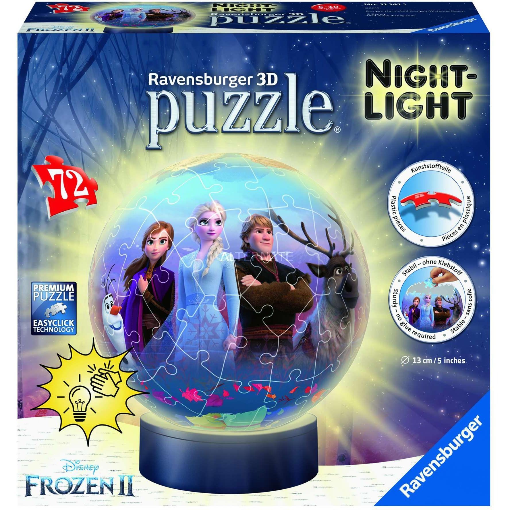 00.011.141 puzle 3D, Puzzle