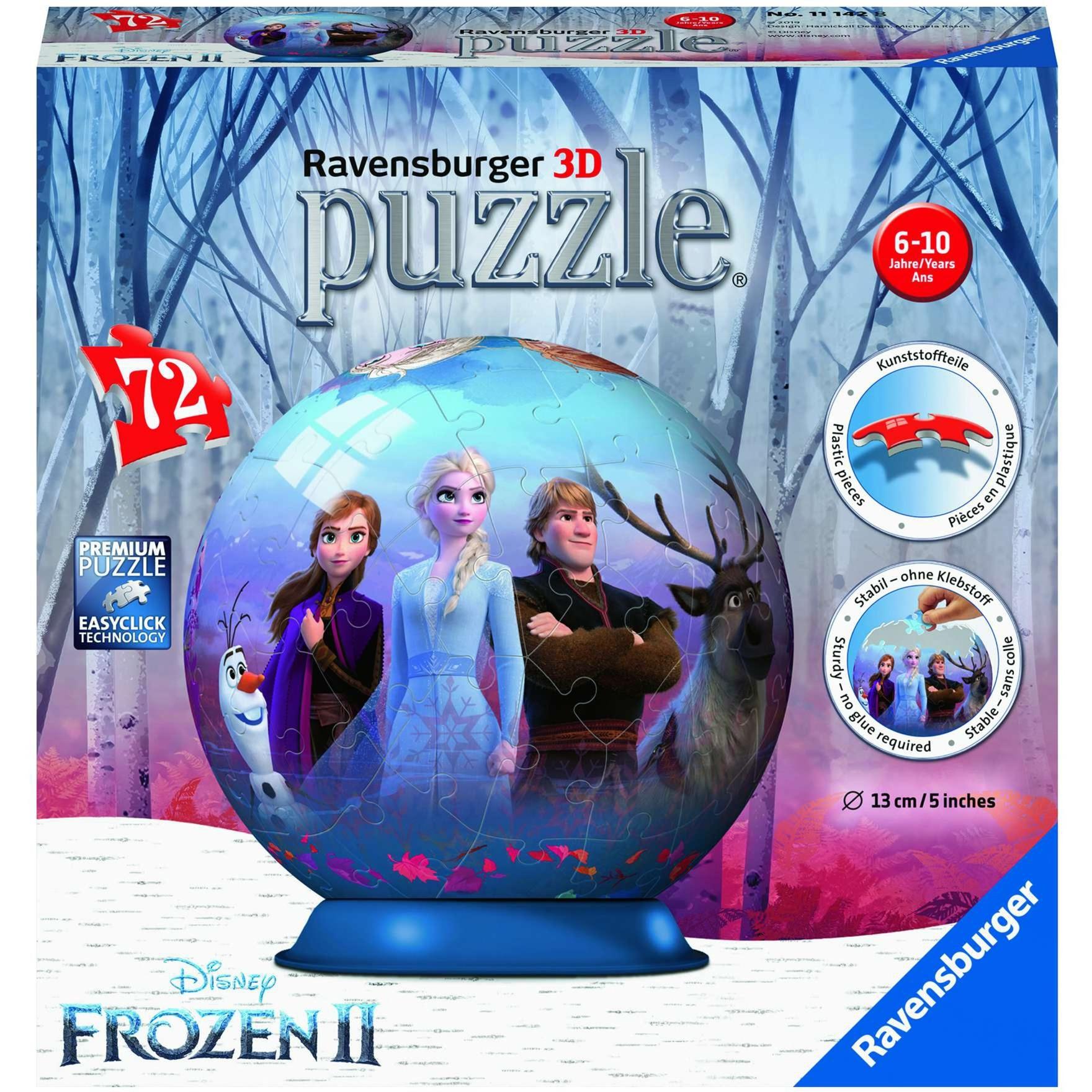 00.011.142 puzle 3D, Puzzle