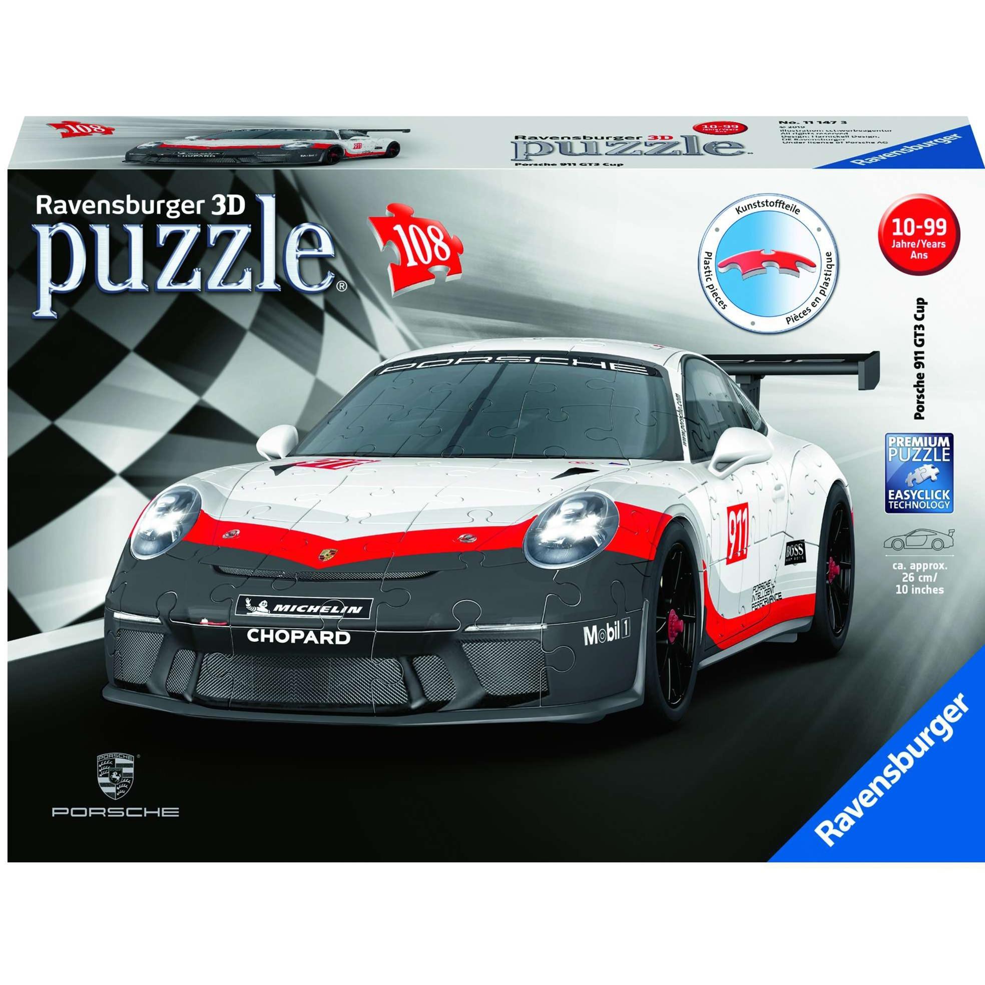 00.011.147 puzle 3D, Puzzle