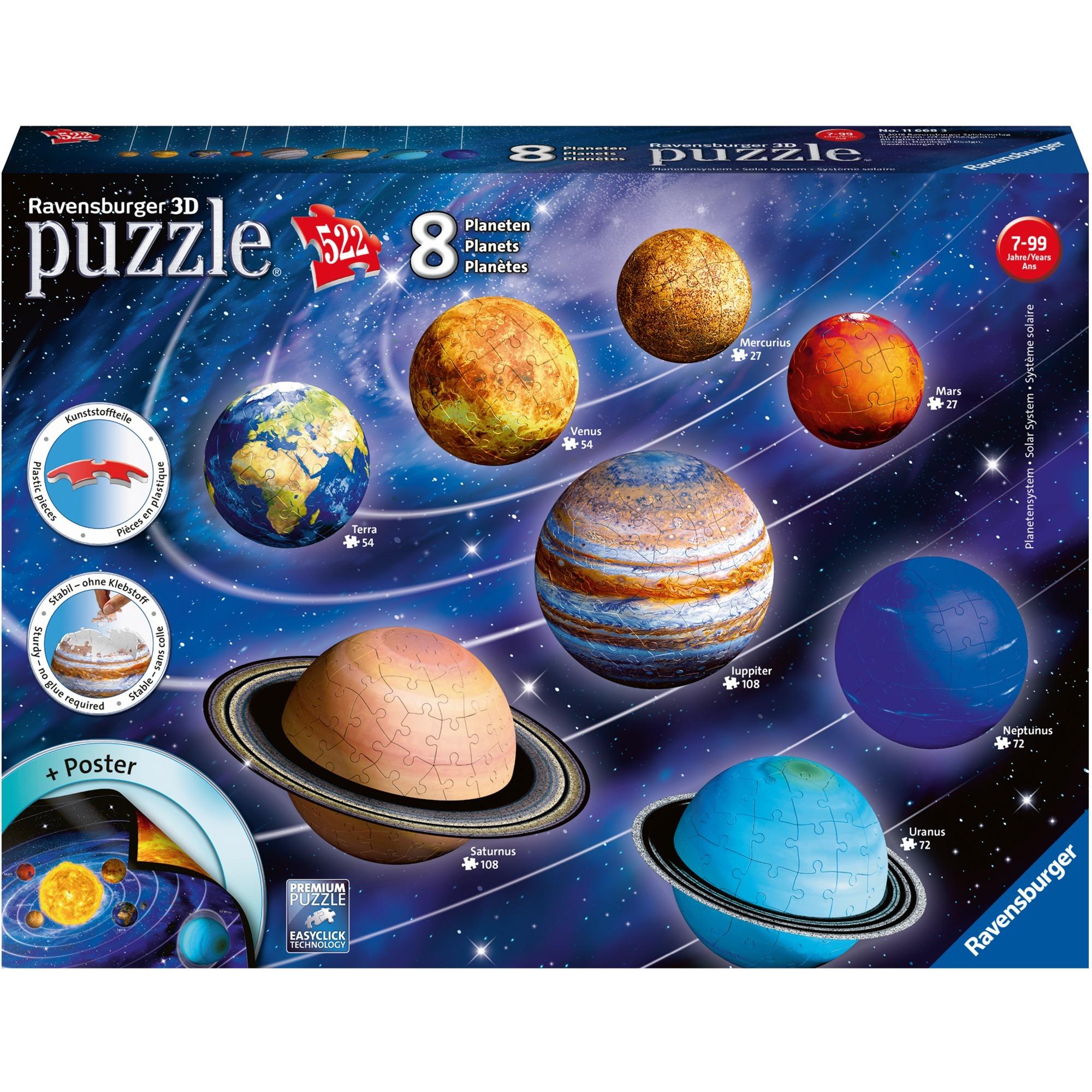 00.011.668 puzle 3D, Puzzle