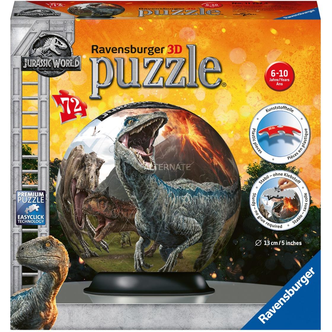 00.011.757 puzle 3D, Puzzle