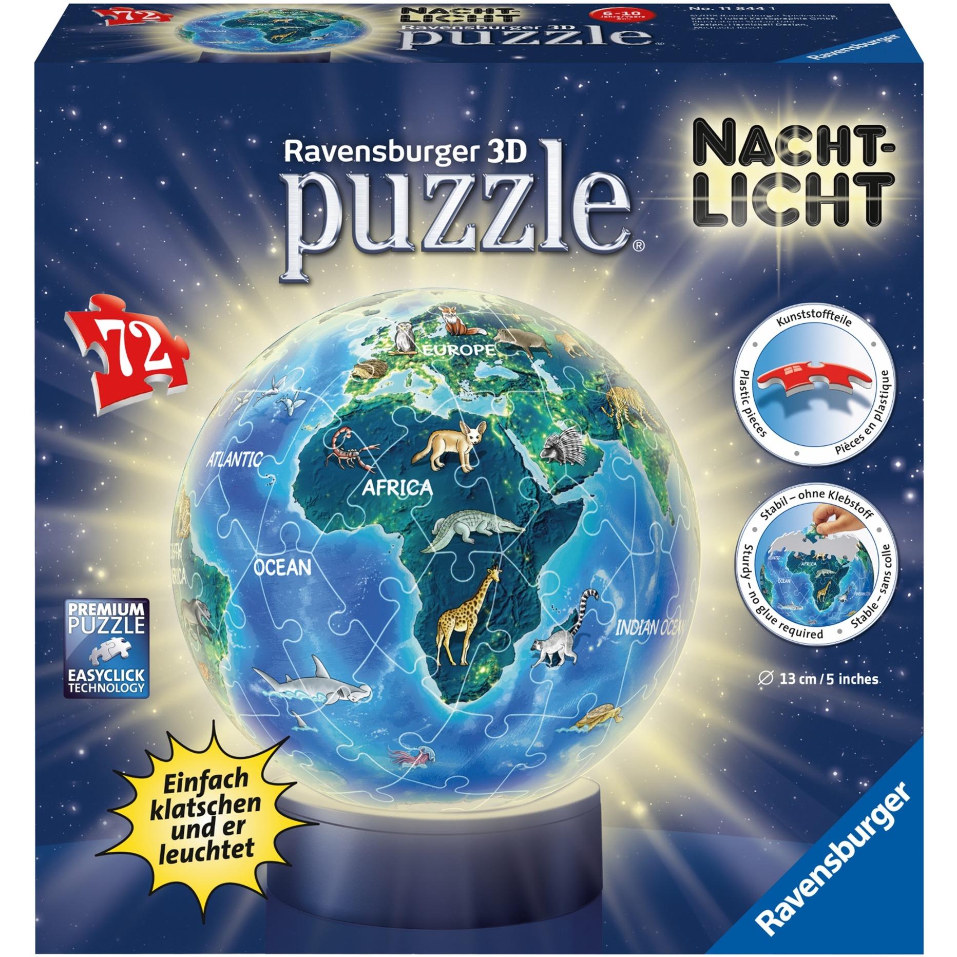 00.011.844 puzle 3D, Puzzle