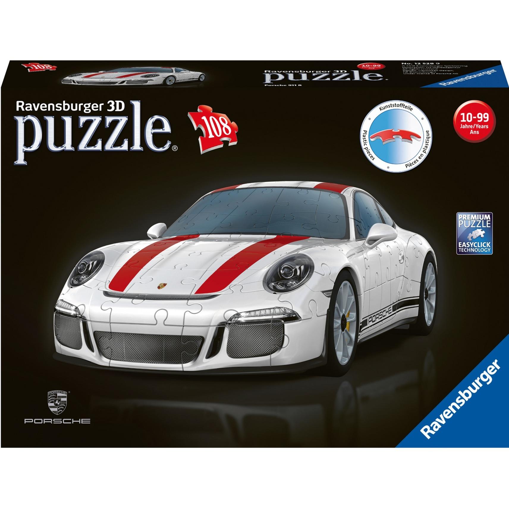 Ravensburger - Porsche Puzzle 3D