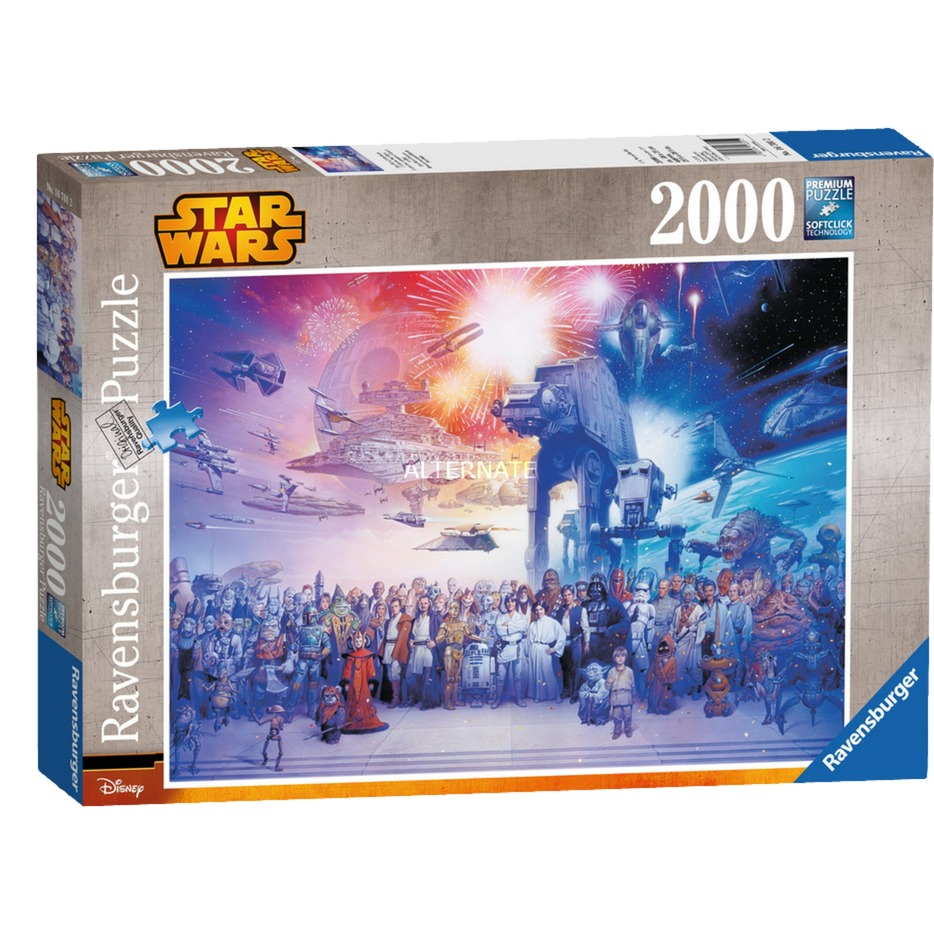 00.016.701 puzzle Puzzle rompecabezas 2000 pieza(s)