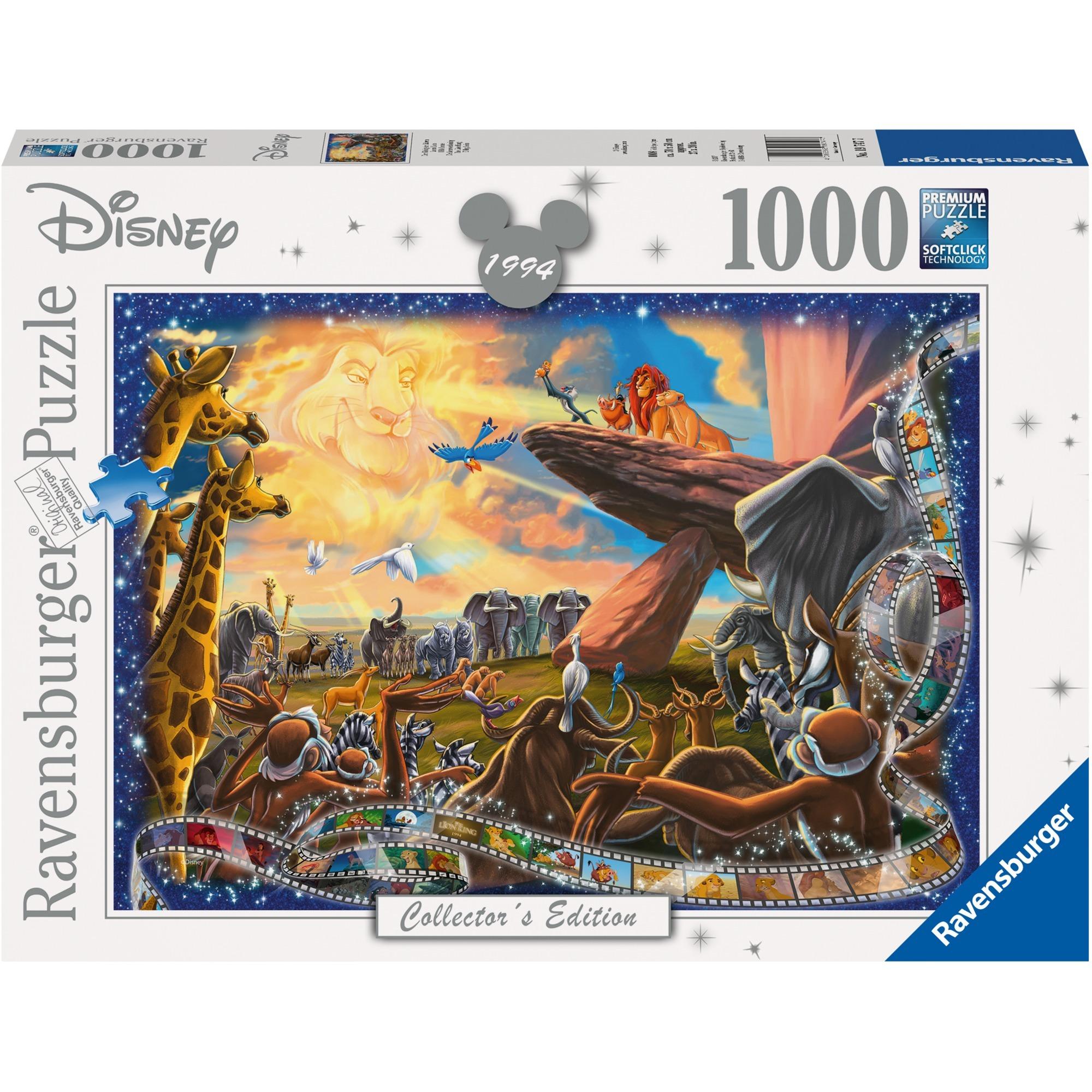 00.019.747 puzzle Puzzle rompecabezas 1000 pieza(s)