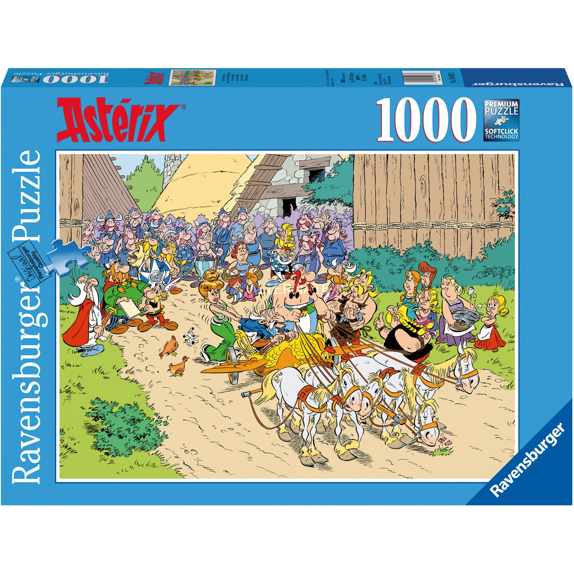 00.019.873 puzzle Puzzle rompecabezas 1000 pieza(s)