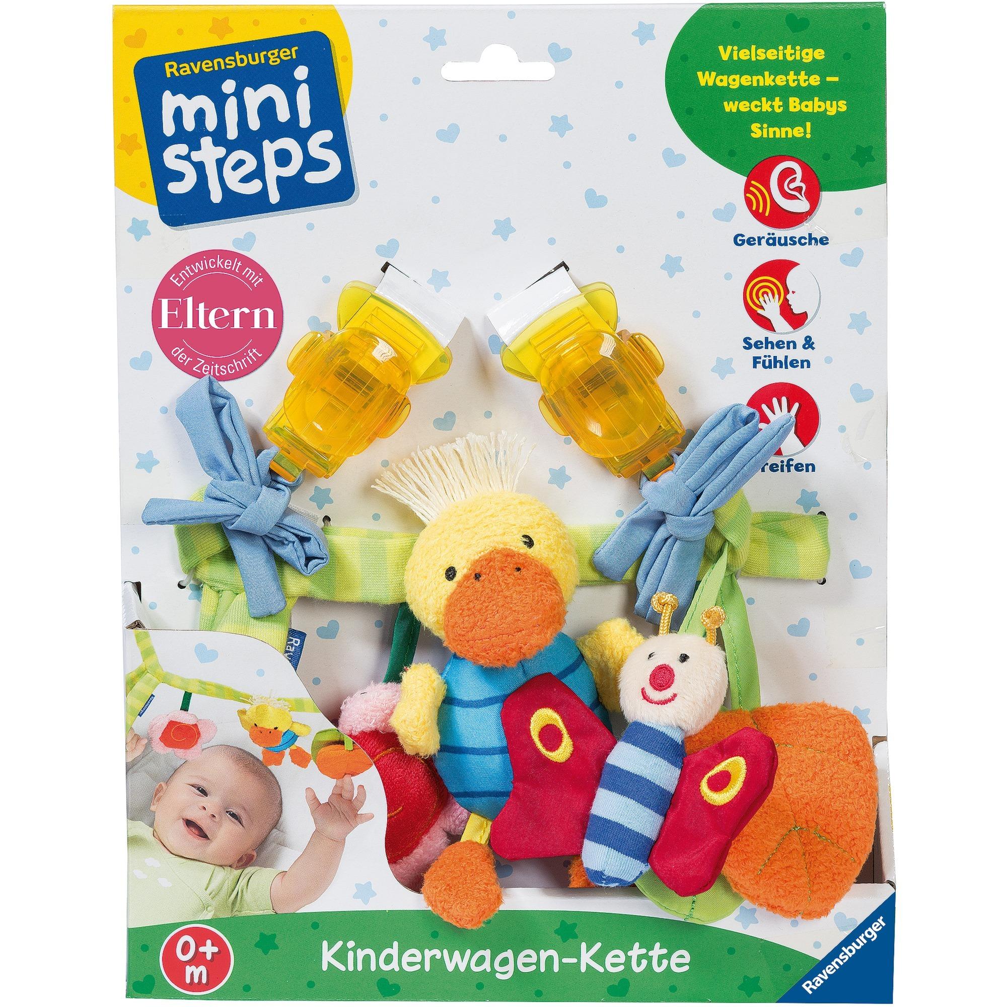 04448 juguete colgantes para bebé Multicolor, Colgante para carrito de bebé