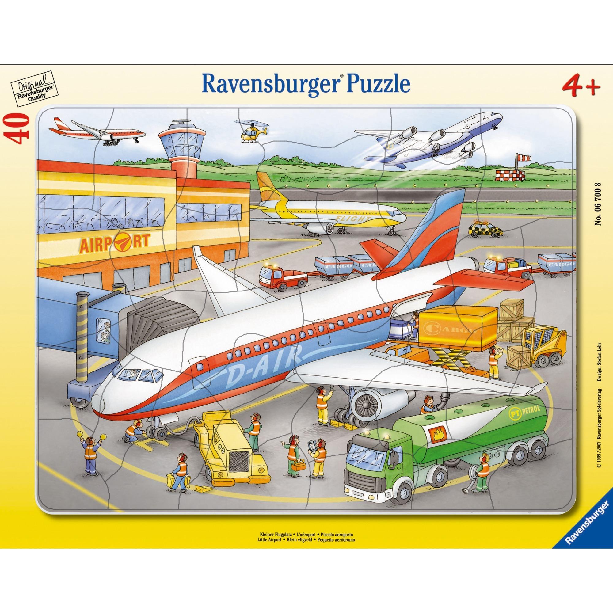 067008 puzzle 40 pieza(s)