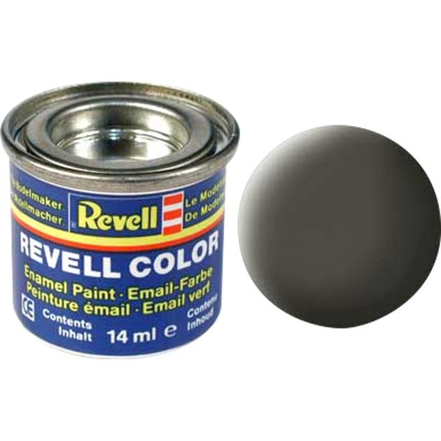 Greenish grey, mat RAL 7009 14 ml-tin Pintura, Color