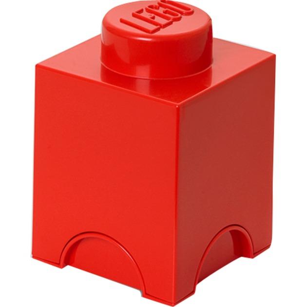 40011730 caja de juguete y de almacenamiento Rojo, Caja de depósito