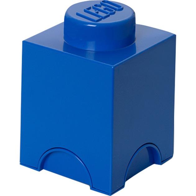40011731 caja de juguete y de almacenamiento Azul, Caja de depósito
