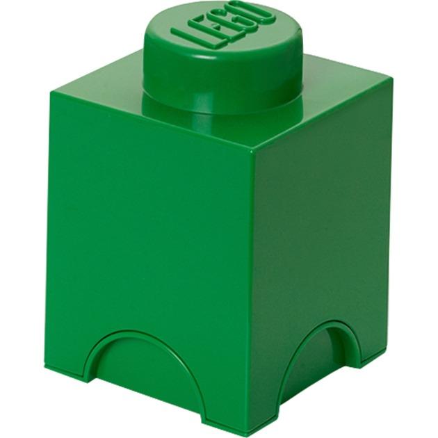 40011734 Verde caja de juguete y de almacenamiento, Caja de depósito