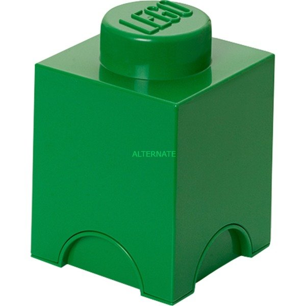 40011734 caja de juguete y de almacenamiento Verde, Caja de depósito