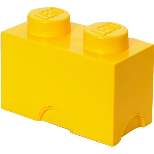 4002 Amarillo, Caja de depósito