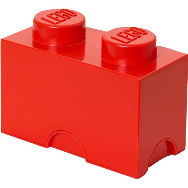 4002 Rojo Cajas de juguetes y de almacenamiento, Caja de depósito