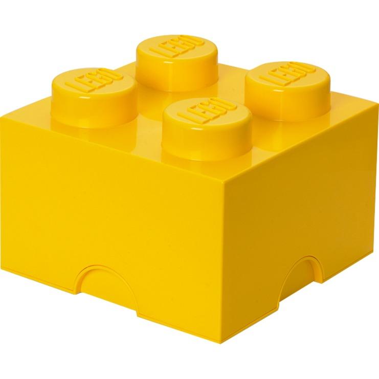 4003 Amarillo, Caja de depósito