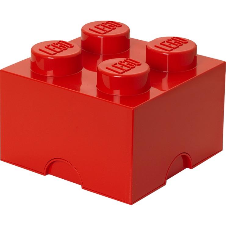 4003 Rojo Cajas de juguetes y de almacenamiento, Caja de depósito