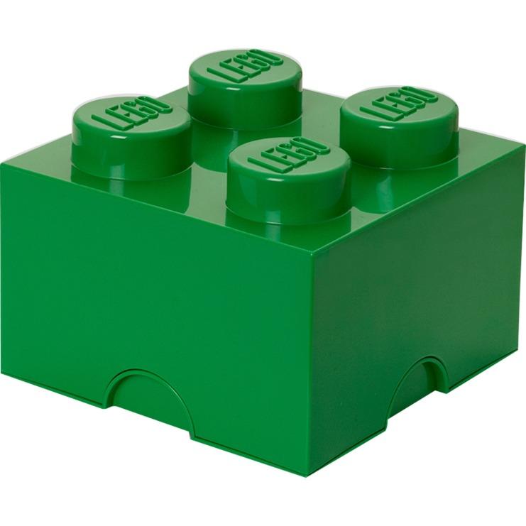 4003 Verde Cajas de juguetes y de almacenamiento, Caja de depósito