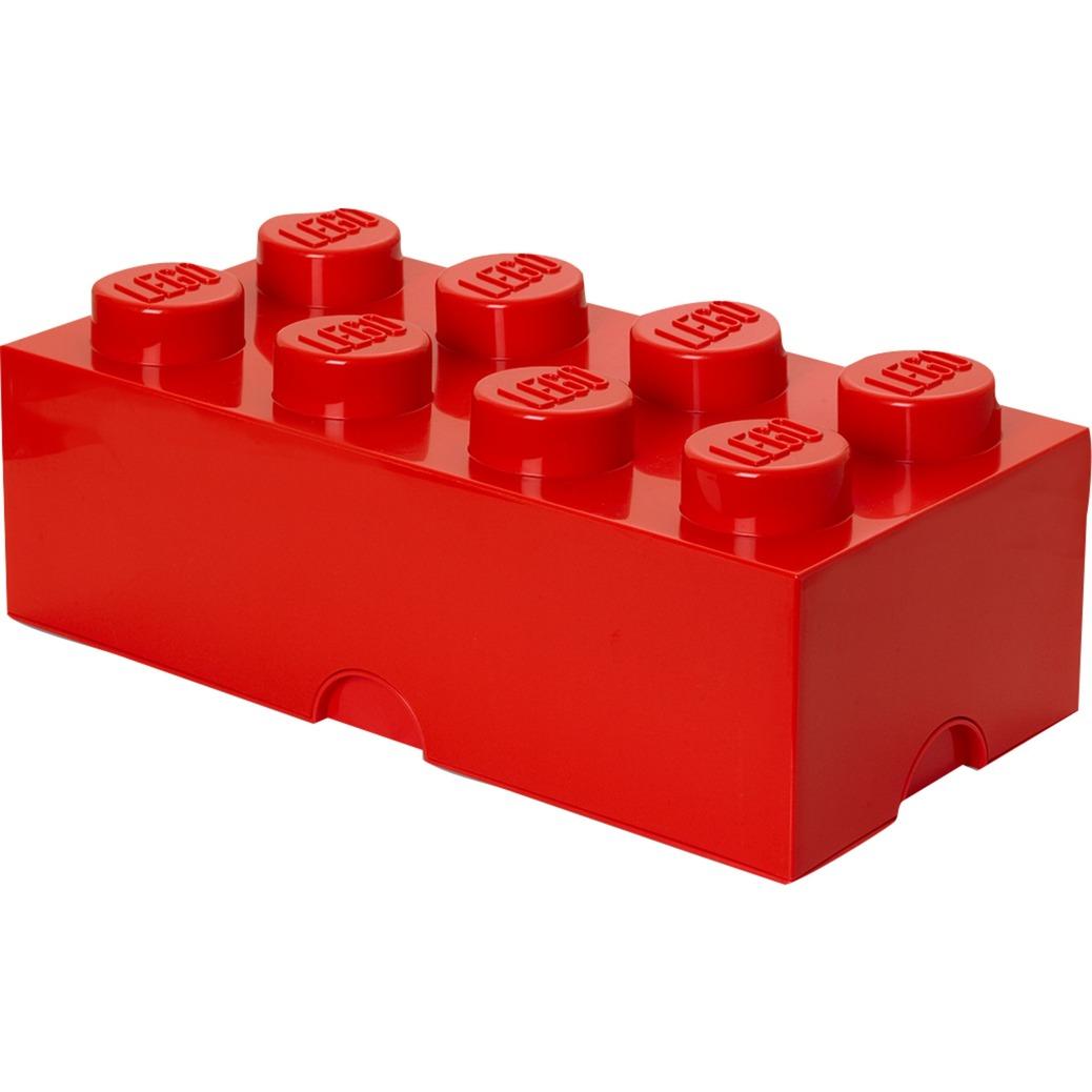 4004 Rojo Cajas de juguetes y de almacenamiento, Caja de depósito