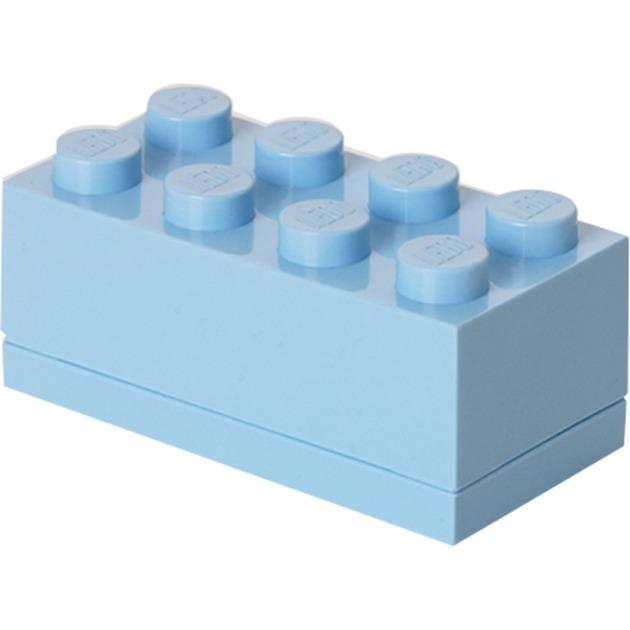 4012 Lunch container Azul Polipropileno (PP) 1 pieza(s), Caja de depósito