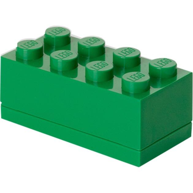 4012 Lunch container Verde Polipropileno (PP) 1 pieza(s), Caja de depósito