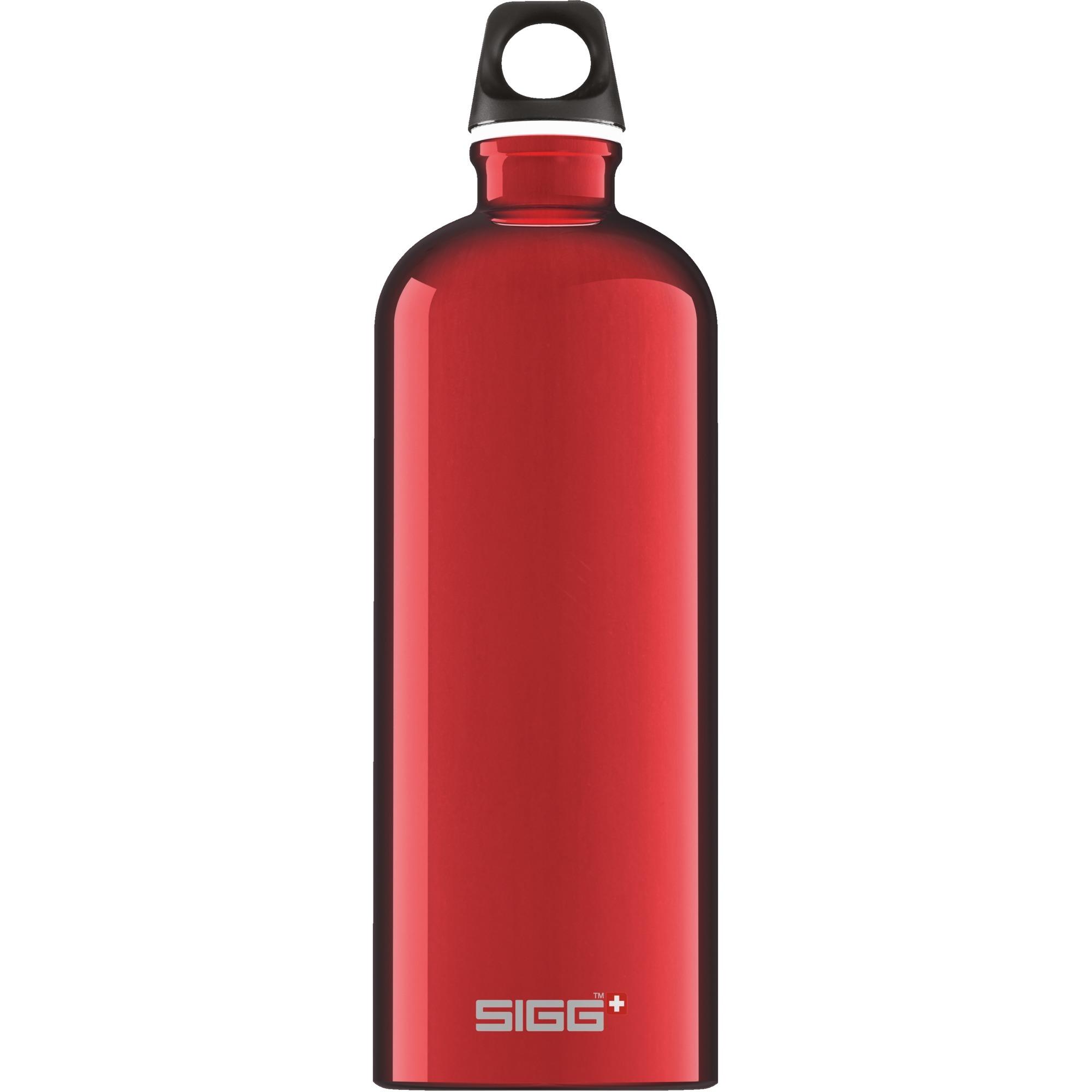 1.0 L Traveller bidón de agua 1000 ml Rojo, Botella de agua