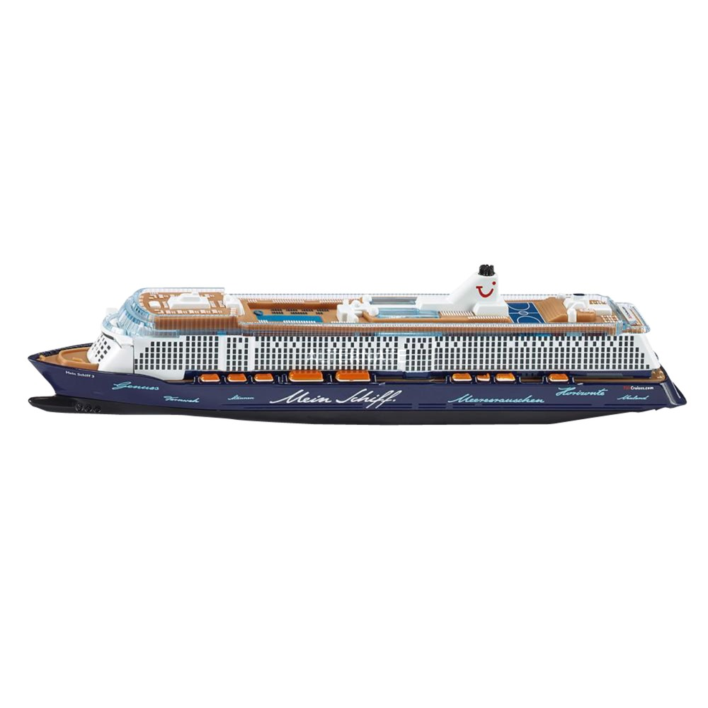 1724 1:1400 Barco de pasajeros Previamente montado maqueta de barco, Automóvil de construcción