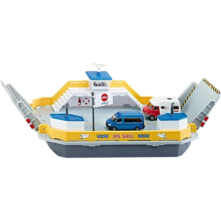 1750 maqueta de barco Previamente montado, Automóvil de construcción