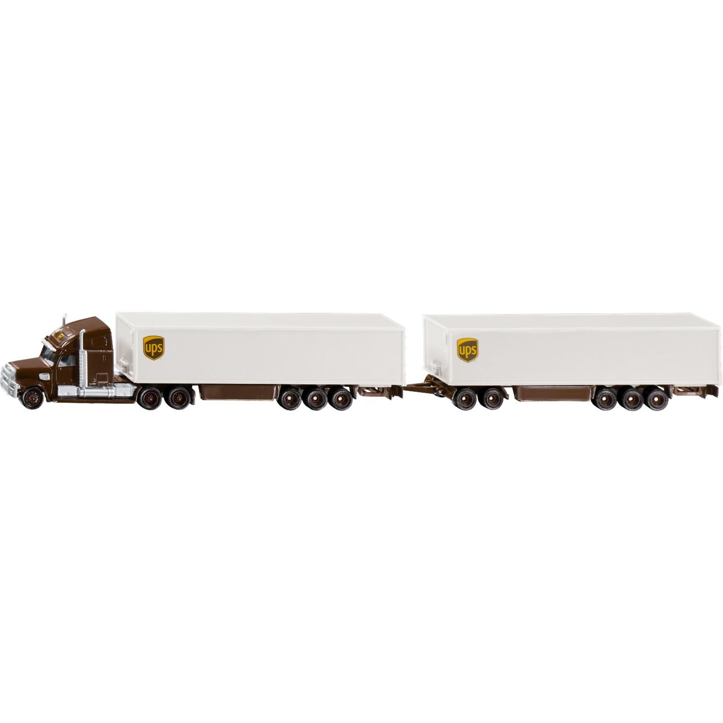 1806 modelo de vehículo de tierra Previamente montado Modelo a escala de tren de carretera 1:87, Automóvil de construcción
