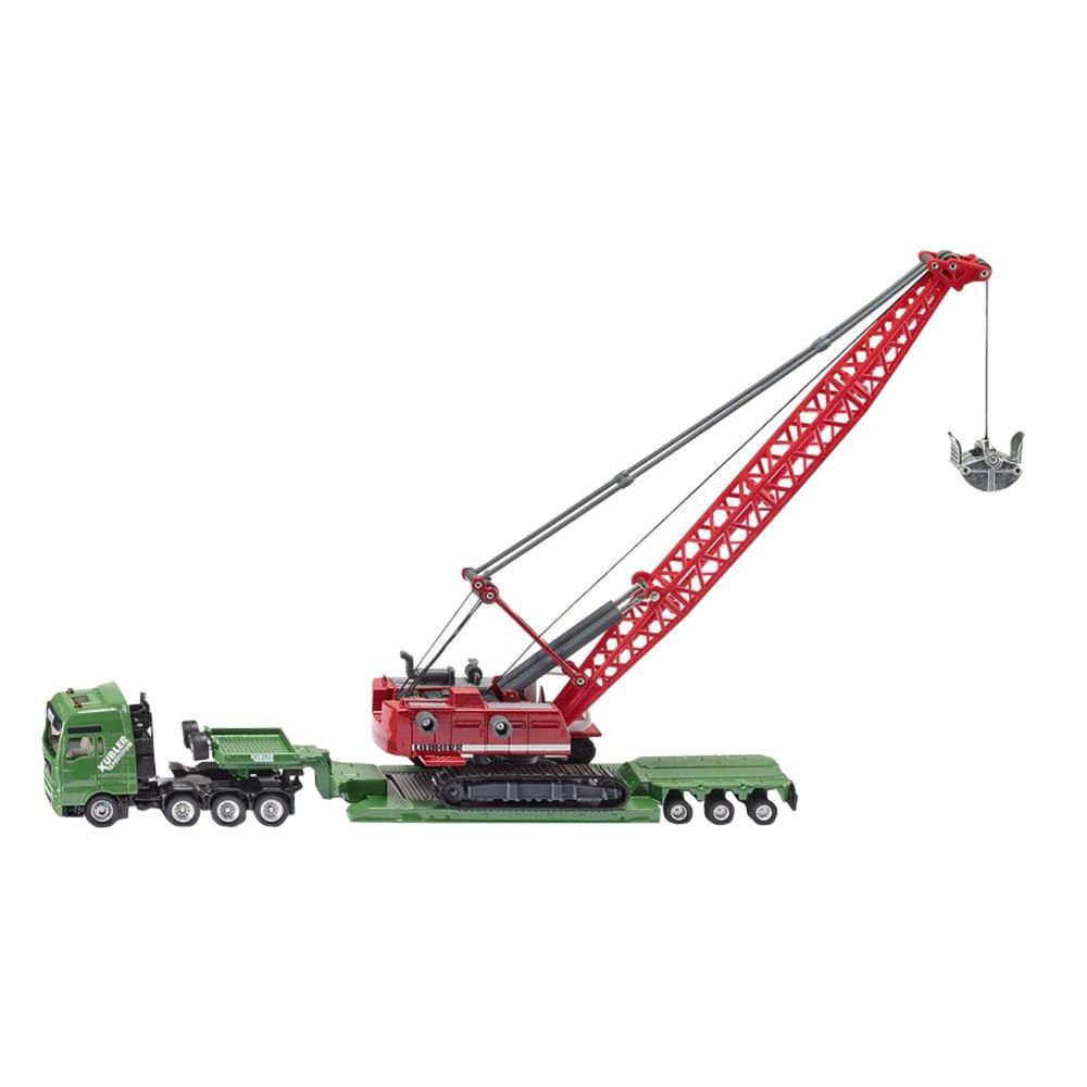 1834 Previamente montado Modelo a escala de camión de transporte pesado 1:87 modelo de vehículo de tierra, Automóvil de construcción