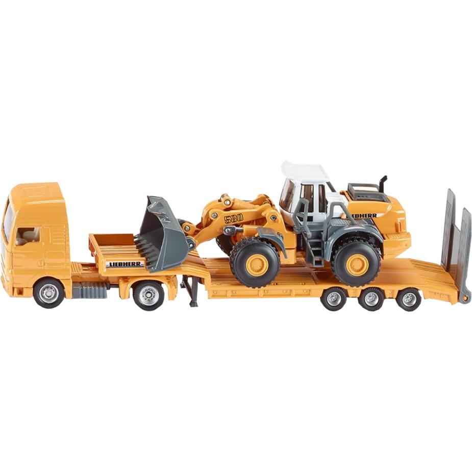 1839 Previamente montado Modelo a escala de camión de plataforma baja 1:87 modelo de vehículo de tierra, Automóvil de construcción