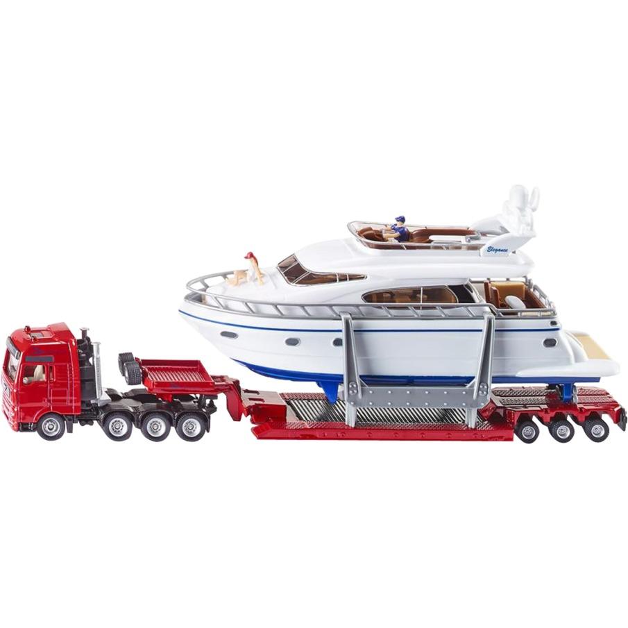 1849 Previamente montado Modelo a escala de camión de transporte pesado 1:87 modelo de vehículo de tierra, Automóvil de construcción