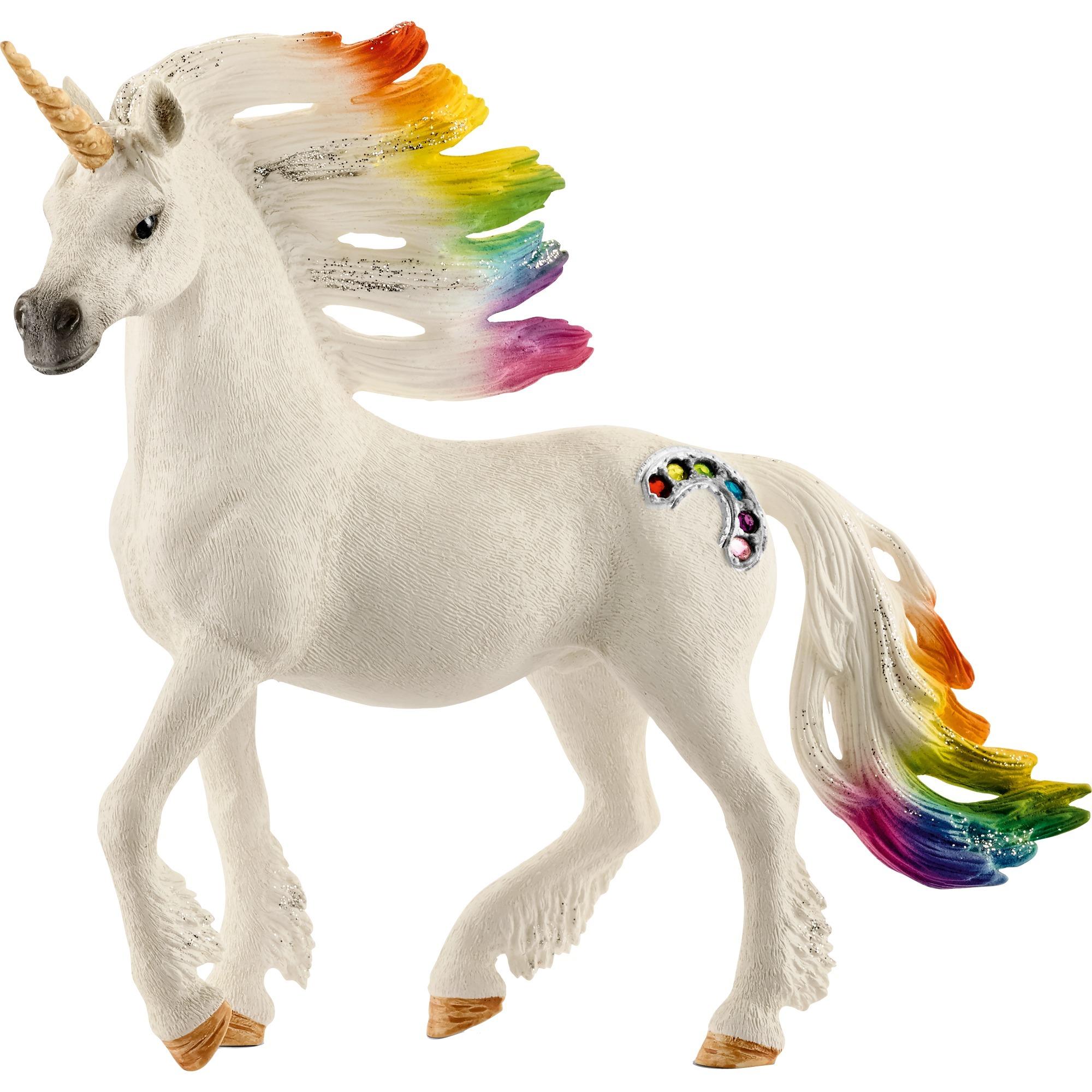 Schleich - Unicornio Arcoíris Semental