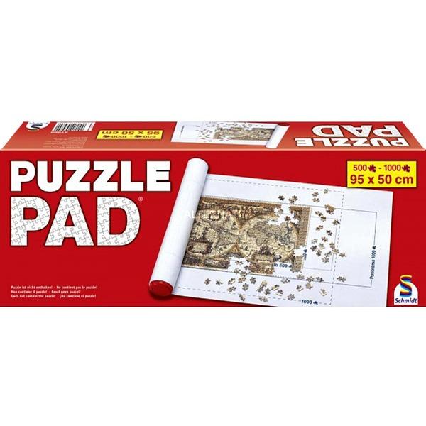 57989 Tapete para rompecabezas o Tapiz para rompecabezas o Alfombra para rompecabezas accesorio para puzles, Funda protectora